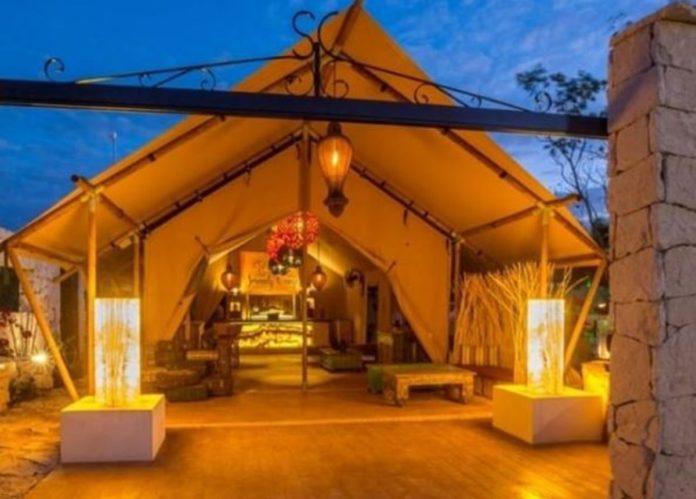 Serenity Camp: el sofisticado glamping de la Riviera Maya