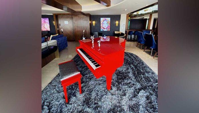 ¿Fan de Shakira? Debes de conocer la suite del Hard Rock Hotel Guadalajara