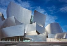 Walt Disney Center Concert Hall