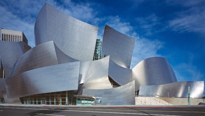 Walt Disney Center Concert Hall, un hito arquitectónico en Los Ángeles
