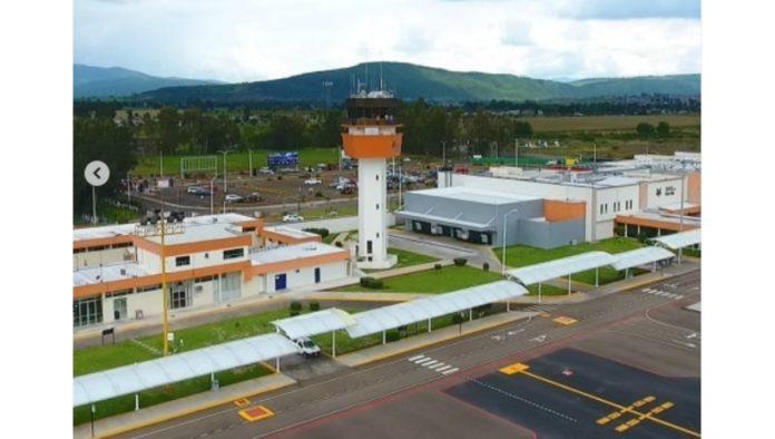 Aeropuerto de Morelia inicia aplicación de pruebas Covid-19