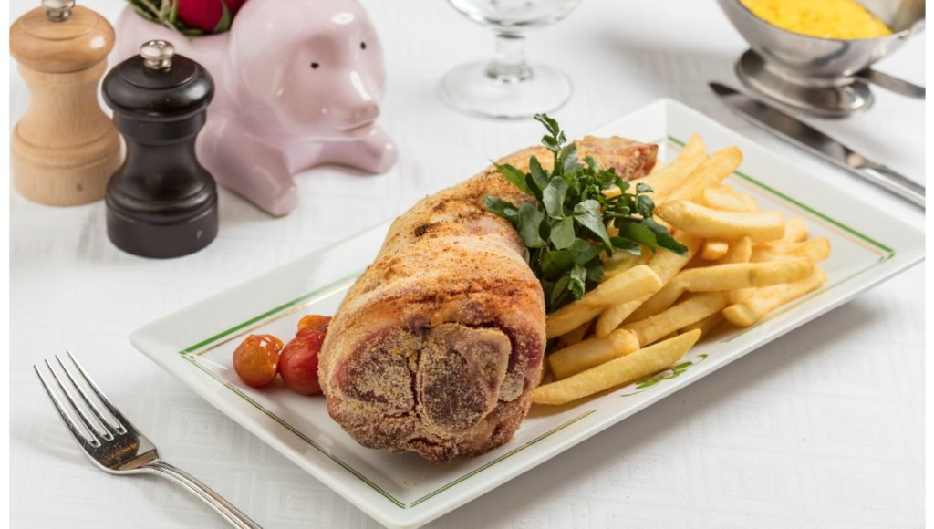 Au Pied de Cochon, refinado y tradicional sabor francés