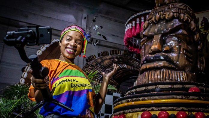 El Carnaval de Río, ahora por Experiencias Online