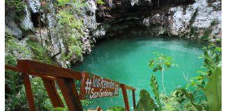 7 cenotes San Gerónimo