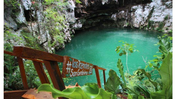 7 cenotes San Gerónimo, un recorrido por las entrañas de la selva maya