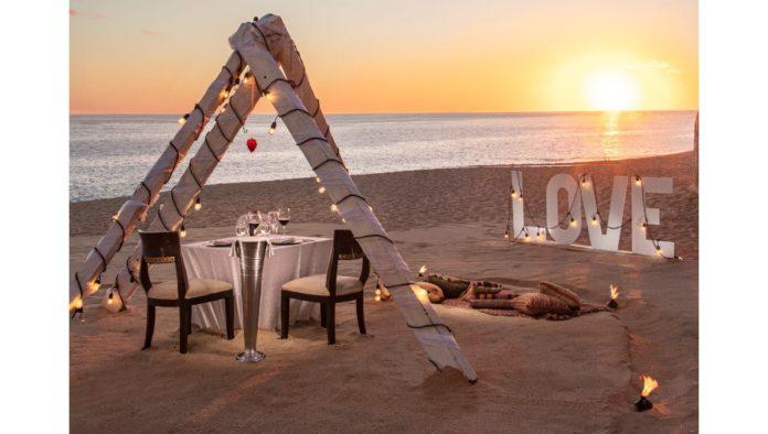 Los Cabos te ofrece tres experiencias únicas para celebrar el amor