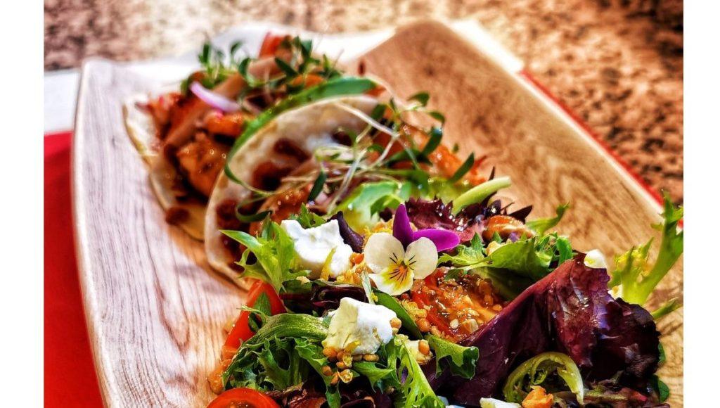 Deliciosa receta de tacos de camarón