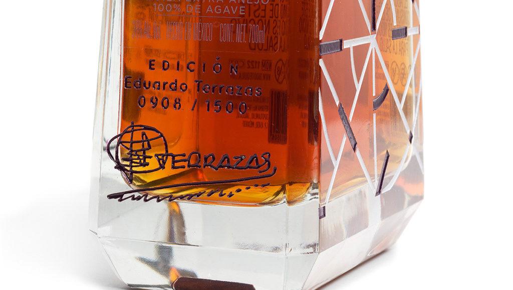 Tequila 1800 Milenio Edición Especial Eduardo Terrazas