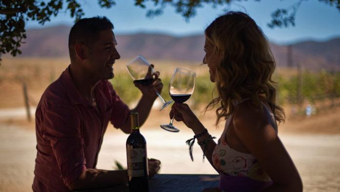 Valle De Guadalupe, ideal para celebrar y conocer en pareja