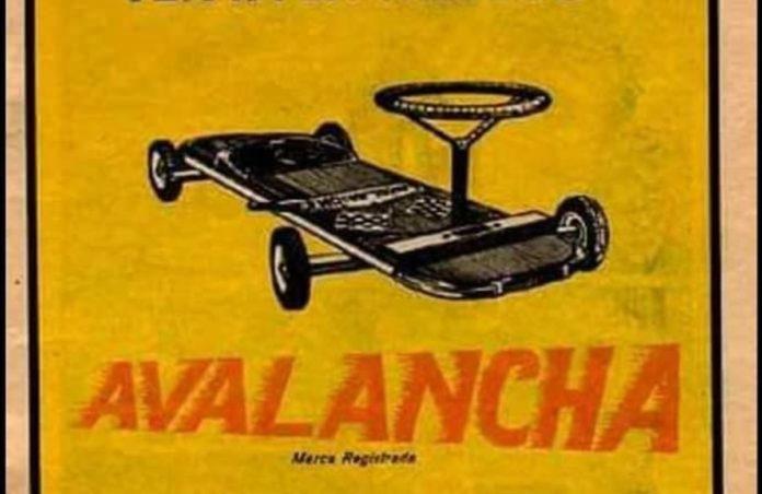 ¡Justo en la Nostalgia! La avalancha, el vehículo que marcó nuestra infancia