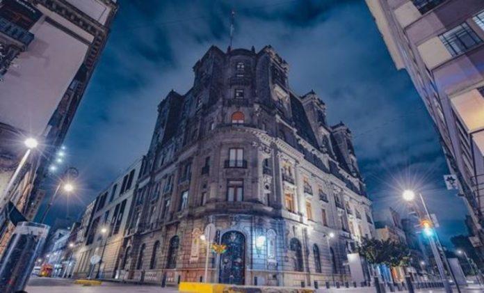 Antiguo Banco de Londres, México y Sudamérica, un castillo en pleno centro de la CDMX