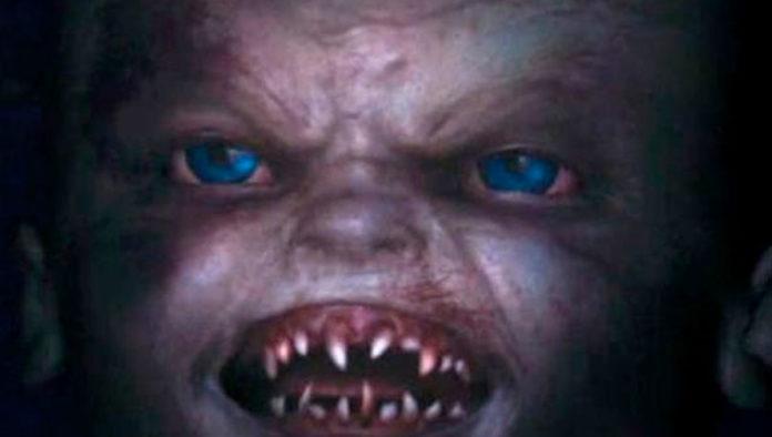 Bebé demoniaco
