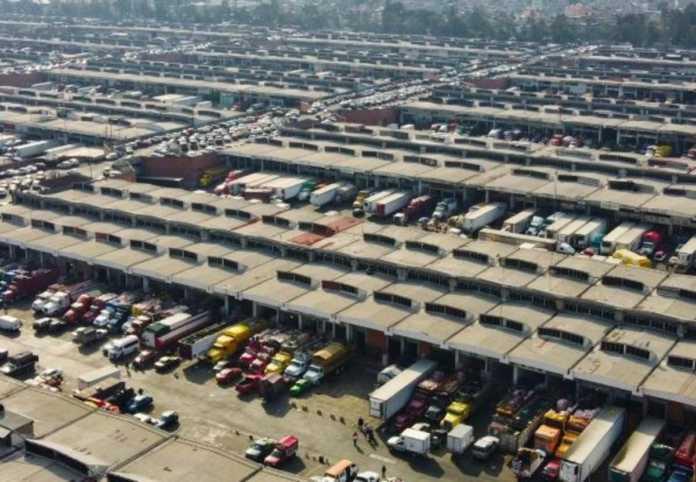 La CDMX tendrá su planta solar en el techo de la Central de Abasto