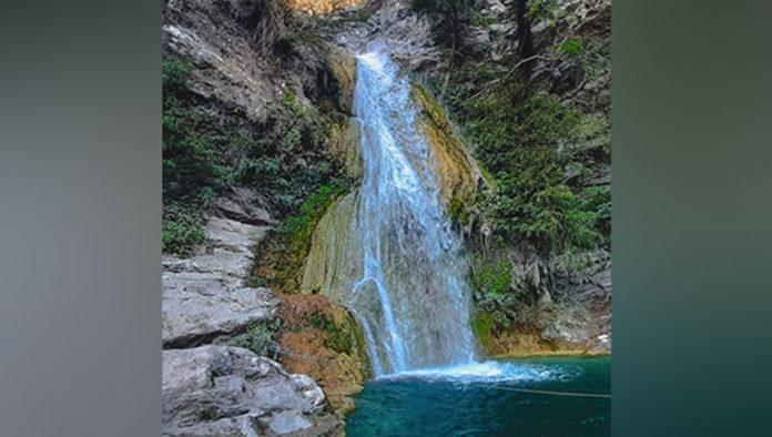 Las cascadas de San Agustín Ahuehuetla te harán creer en el amor a primera vista