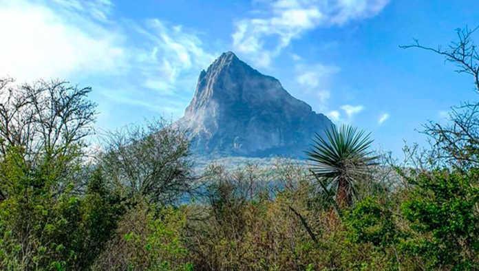 El Cerro de Bernal de Horcasitas, un símbolo de Tamaulipas