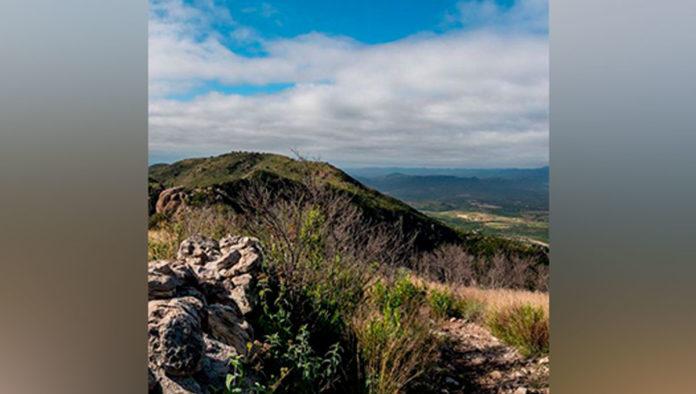 Cerro del Muerto, montañas de leyenda en Aguascalientes