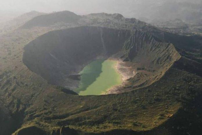 El Chichonal, el volcán que fue conocido en todo el mundo