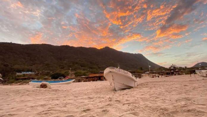 Playa Chipehua, la cara más tranquila del mar abierto en el Istmo