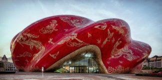 Conoce el imponente Teatro Sunac Guangzhou que te dejará sin palabras