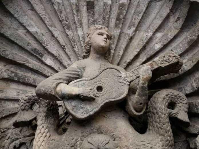 Conoce la leyenda de la fuente de la sirena del Museo de la Ciudad de México