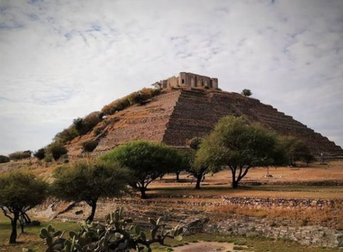 Pirámide del Cerrito: un