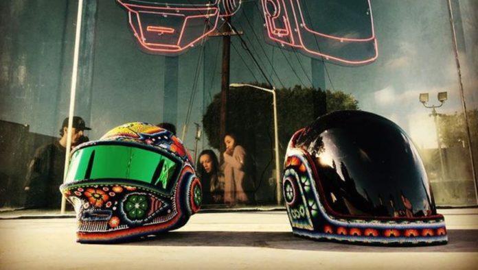 Daft Punk se separa, pero nos deja el recuerdo de sus cascos con arte huichol