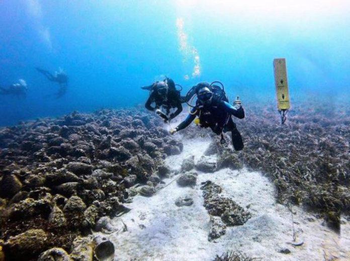 Grecia inaugurará este año su primer museo submarino