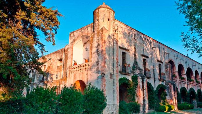 Hacienda Chichimequillas: grandeza de la tierra roja, en Querétaro