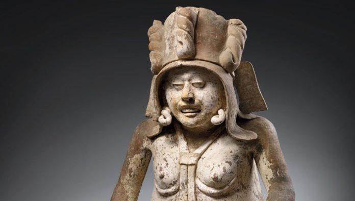 INAH reprueba subasta de piezas prehispánicas en París