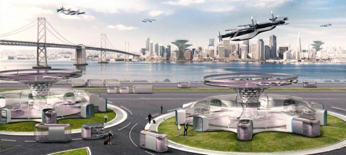 En Inglaterra construirán un aeropuerto para autos voladores