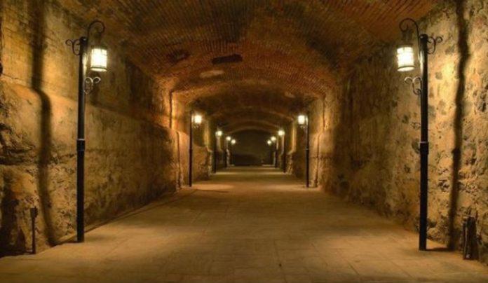 La Perla, el asombroso corredor subterráneo de Torreón