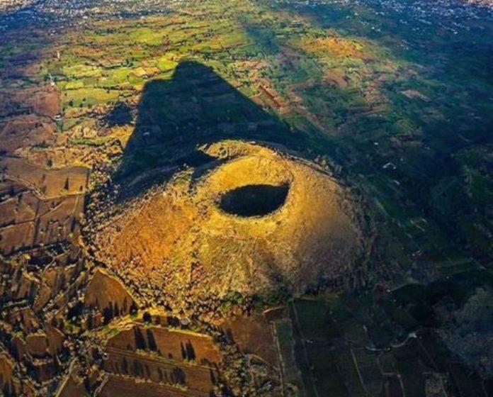 La leyenda del Teuhtli, el volcán que se enamoró de Iztaccihualt