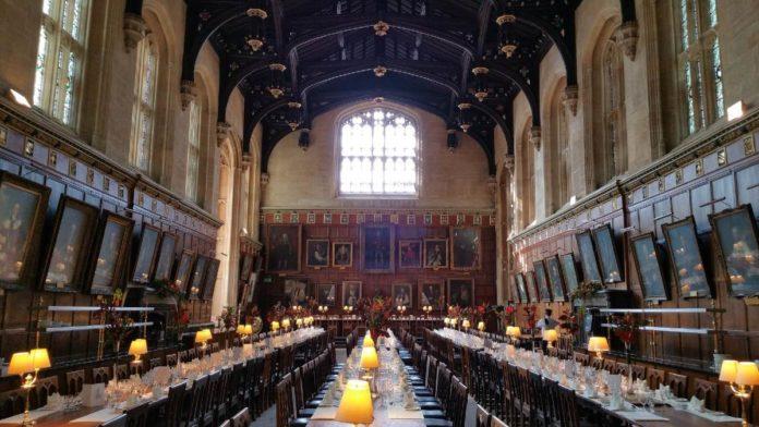 Magic Dinner, una cena mágica al estilo Harry Potter en la CDMX