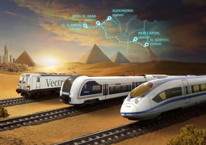 El Mar Rojo conectará con el Mediterráneo gracias a un tren de alta velocidad