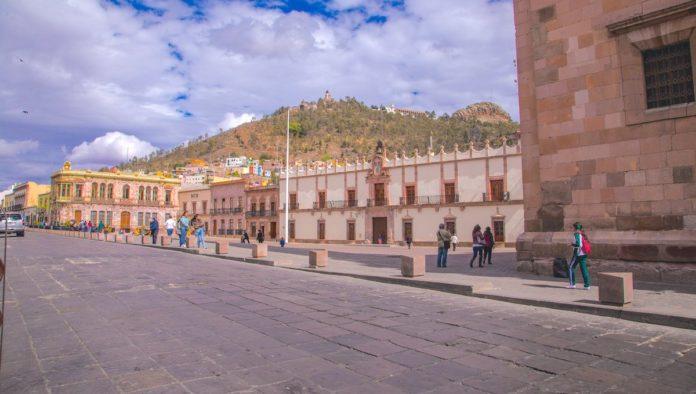 Museo de Palacio de Gobierno en Zacatecas, para junio de 2021