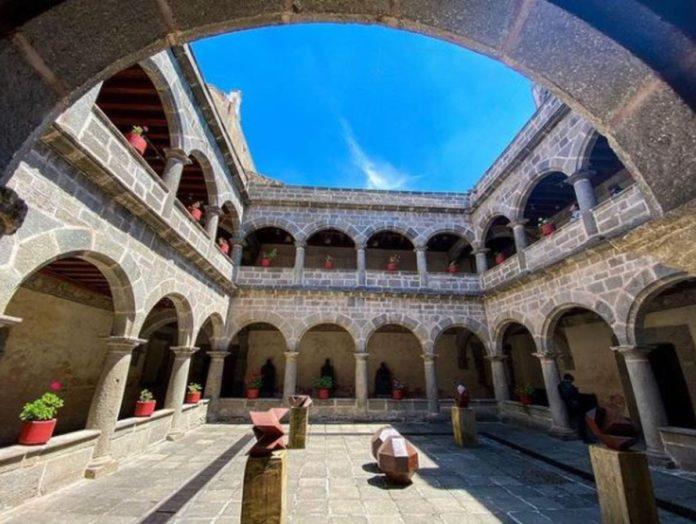 Museo Virreinal de Zinacantepec, legado arquitectónico y artístico de los franciscanos