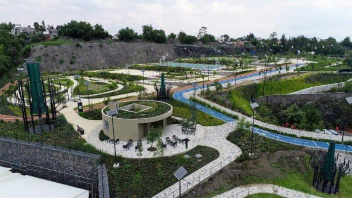 Parque Cantera, un refugio sustentable al sur de la CDMX