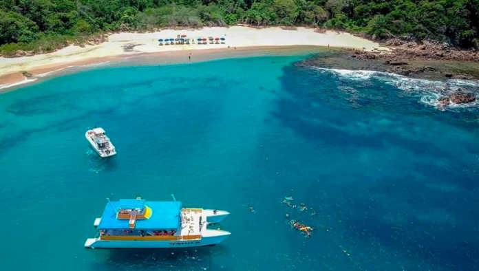 Bahía de Chachacual, secreto doble de Huatulco