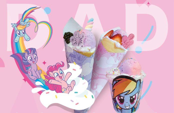 Postres de My Little Pony, una explosión de sabor de Kochi Kochi Land en la CDMX