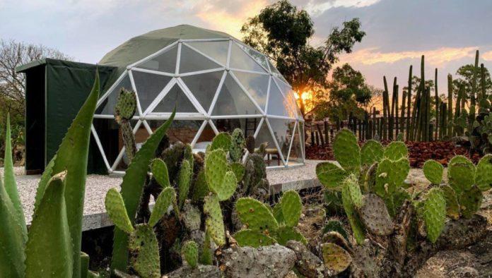 Raíces Glamping México, un destino repleto de conceptos y mucha personalidad