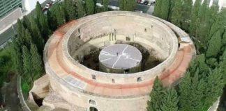 Roma abrirá al mundo el Mausoleo del Emperador Augusto
