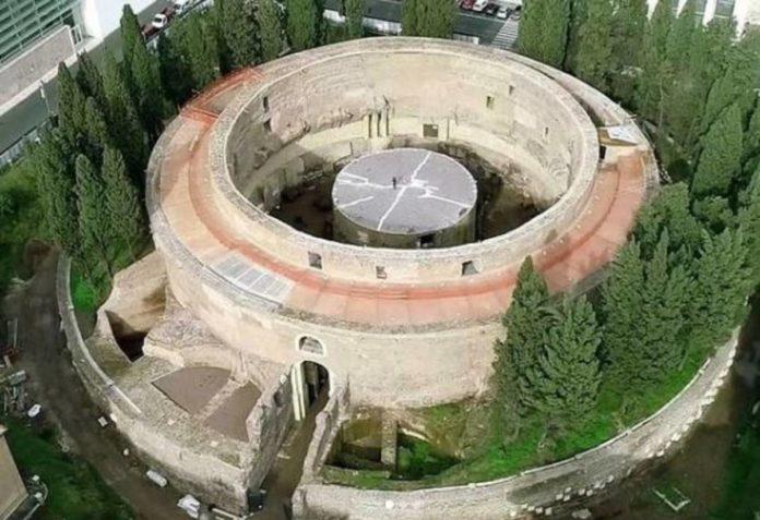 Roma abrirá al mundo el impresionante Mausoleo del emperador Augusto