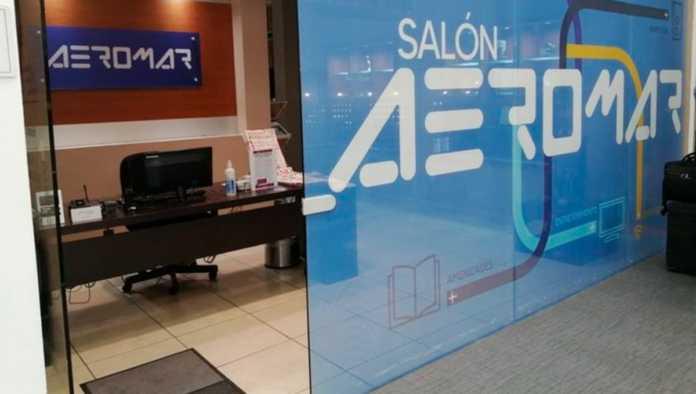 Salón Aeromar aeropuerto CDMX recibe a todos los viajeros sin importar línea aérea