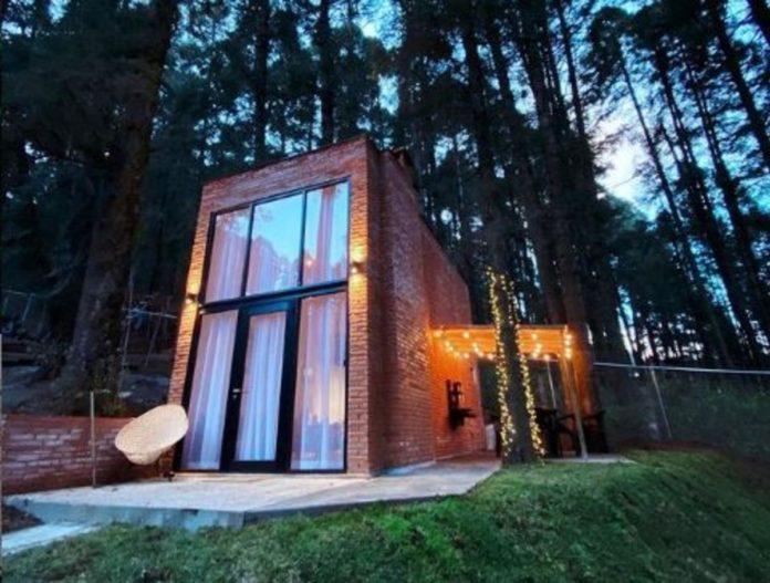 Tiny Grin House, cabañas perfectas para una escapada