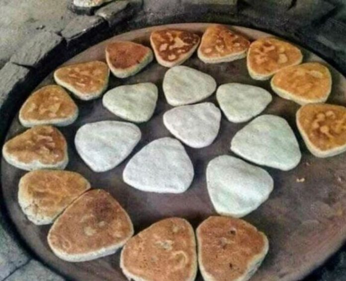 ¡Deliciosos! Así son los tlaxcales, panes originarios de Tlaxcala