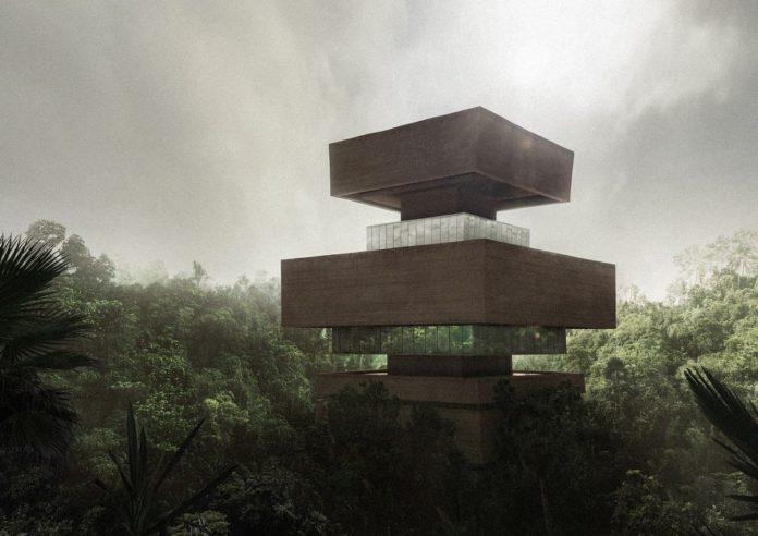 Xinatli, el museo piramidal que se construirá a mitad de la jungla mexicana