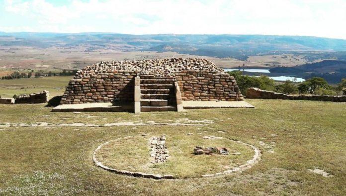 Zona arqueológica de Teúl: sus antiguos pobladores tenían conocimientos avanzados de ingeniería