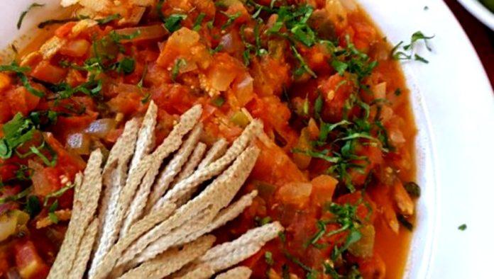 Palenque gastronómico: chapay, ingrediente temporal de la cocina tradicional de Chiapas