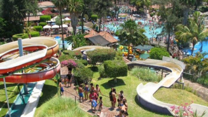 Agua Caliente, un parque acuático para vivir un subidón de adrenalina