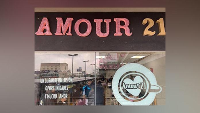 Amour 21, Café, crepas e inclusión